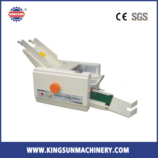 Automatic Paper Folding Machine Paper Folder (ZE-8)
