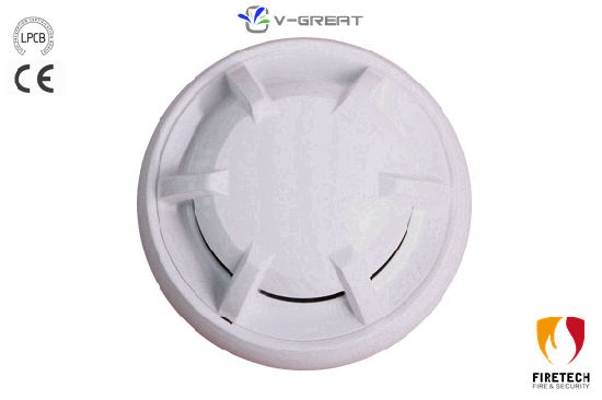 China Lpcb Conventional Fire Alarm System Photoelectric Smoke