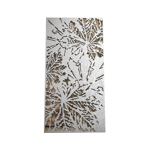 Metal Exterior Aluminum Carved Panel for Screen, Facade, Fence