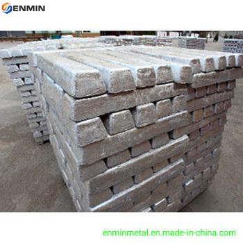 Factory Cheap Price Magnesium Ingot Purity 99.8%