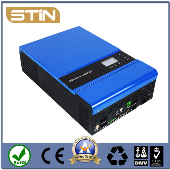 2kw 3kw 4kw 5kw High Frequency Hybrid off Grid Inverter pictures & photos