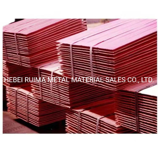 Factory Direct Selling 99.99% Pure Copper Cathode with Best Price