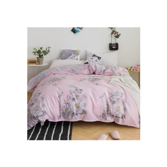 100 Polyester Bedsheet Printed Fabric