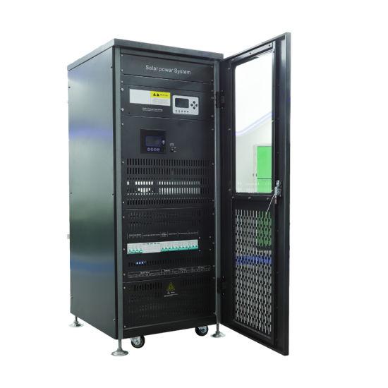 High Efficiency Single Phase 96V 192V 240VDC Voltage 15kw Hybrid Power Inverter