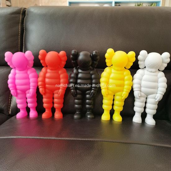 Hot Sale Original Fake Pop Art New Kaws What Party Decoration Action Figure Toy