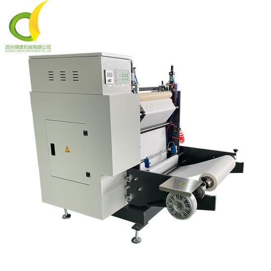 High Speed Straw Paper Slitting Machine