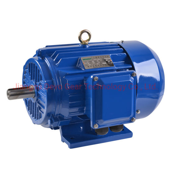 High-Quality Three Phase Synchronous Motor 1.1kw 1.5HP AC Motor Y2 Series Three Phase Asynchronous Electric Motor
