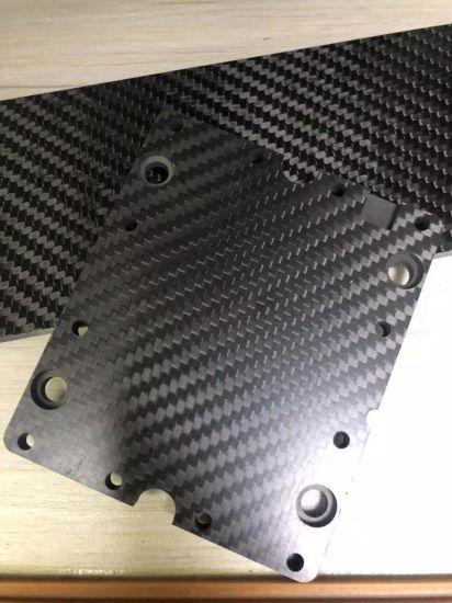 Customized OEM Factory Carbon Fiber Car Service Parts