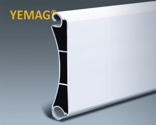 Aluminum Slats Roller Shutter Automatic Rolling Shutter Profiles Roll-up Door Panel