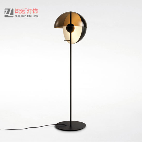 China Contemporary Home Decoration Bamboo Floor Stand Lamp China