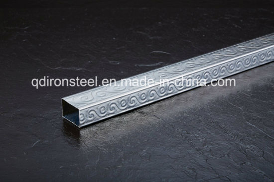304 Welded Decorative Stainless Steel Pipe Handrail Pipe with Color Plating pictures & photos
