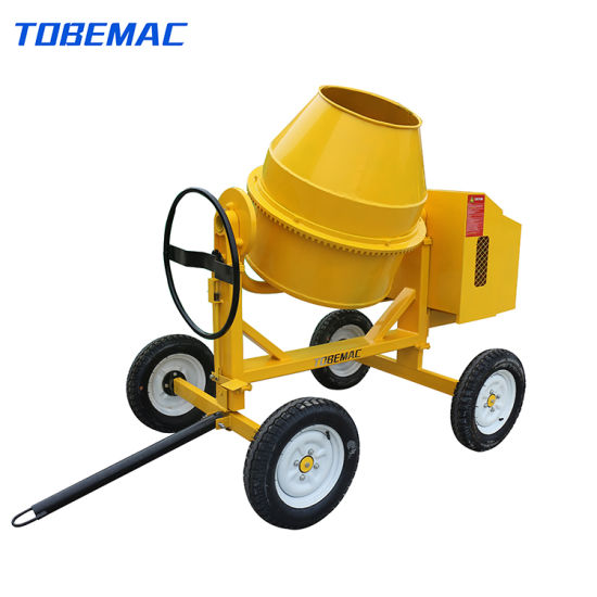 Cm350-4c Diesel Concrete Machine Mixers with 1 Bag