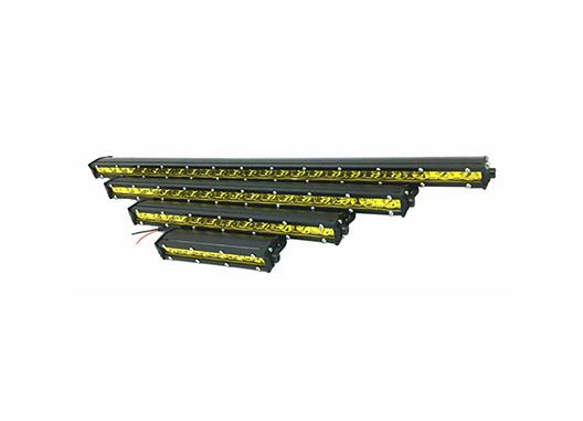 9-144W High Bright CREE Curved LED Light Bar Nt G