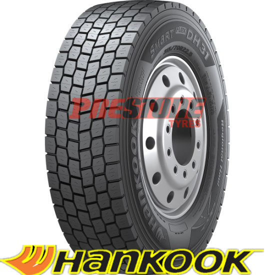 Hankook Commercial Tires / Tyres Without Tax 315/80r22.5 315/70r22.5 385/65r22.5 pictures & photos
