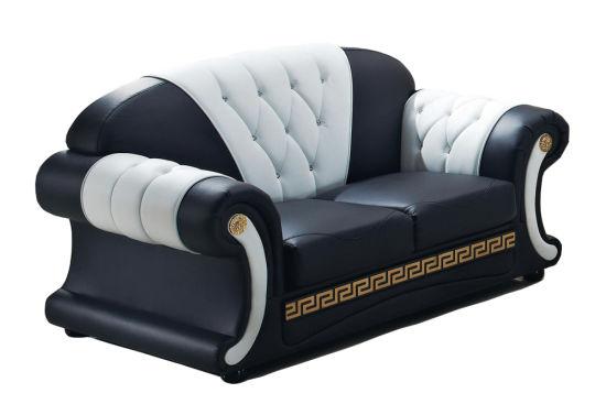 Excellent China Versace Leather Sofa Set Lz098 China Sofa Leather Uwap Interior Chair Design Uwaporg