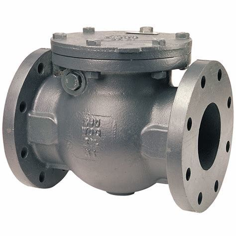 OEM High Pressure Swing Check Valve Body Casting Manufacturer by China Professional Foundry