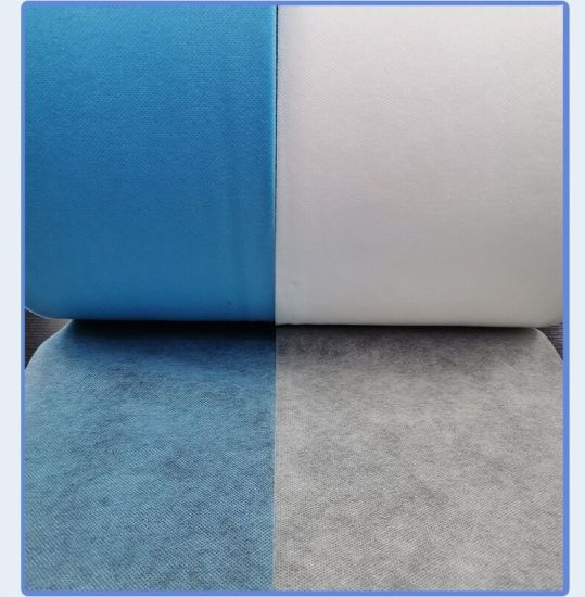 Eo/Steam Medical Sterilization Non Woven Fabric for Medical Packing