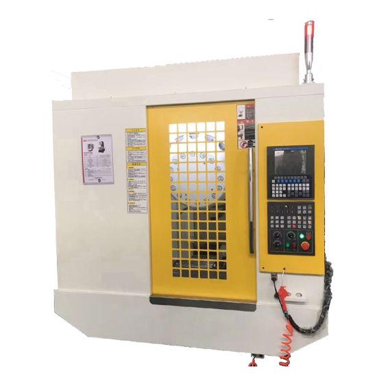 High Speed Fanuc/Mitsubishi/Siemens/Fagor/Heidenhain/GSK/Syntec Double Column/Gantry/Portal/Vertical/Vmc CNC Tapping Drilling Machine/Machining Center
