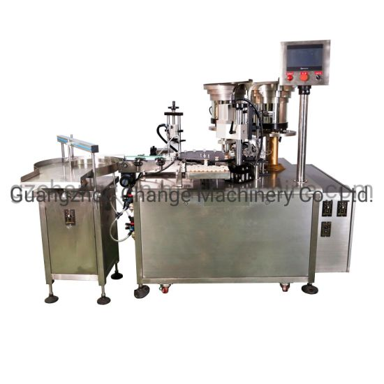 1-5ml Filling Stoppering Capping Labeling Processing Machinery