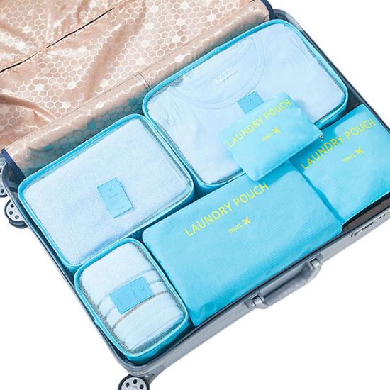 Oxford Fabric Shopping Clothes Shoe Travel Suit Dress Garment Cosmetic Storage Bag