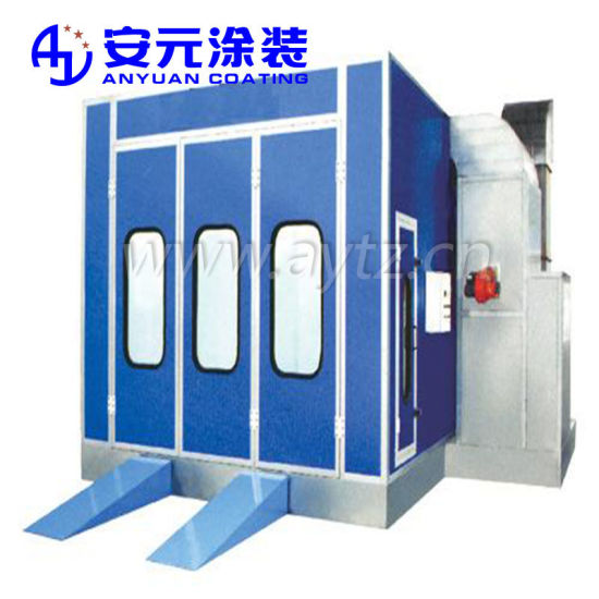 Car Painting Use Workstation Used Portable Spray Booth for Sale