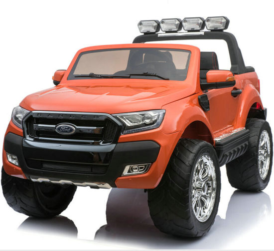 27b36b8e35c Ford Ranger Licensed Ride on Toys Car Electric 12V 2 Battery with Spray  Painting