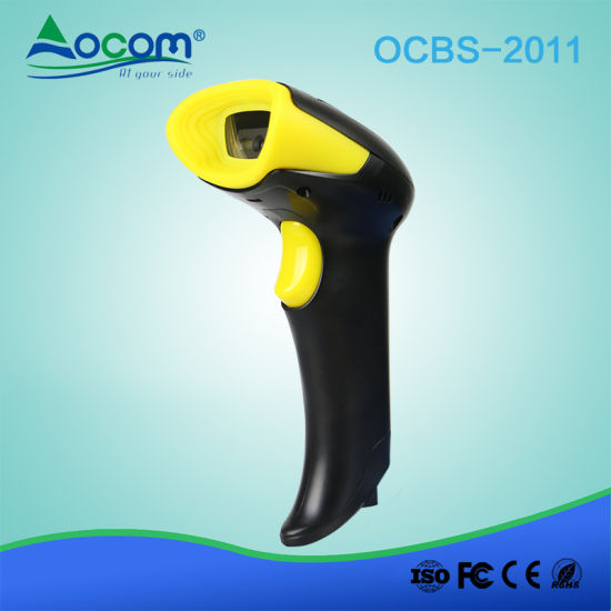 OCBS-2011 New 2D Barcode Scanner with Optional Stand pictures & photos