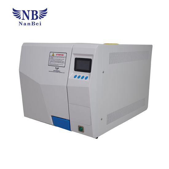 Pulse Vacuum Sterilizer with Ce Approved From China
