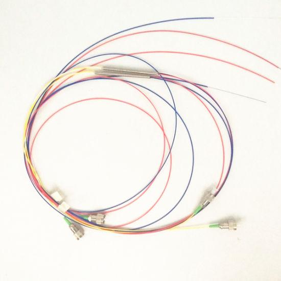 LOT OF 10!** 1 4 bare fiber PLC singlemode optical splitter without connector