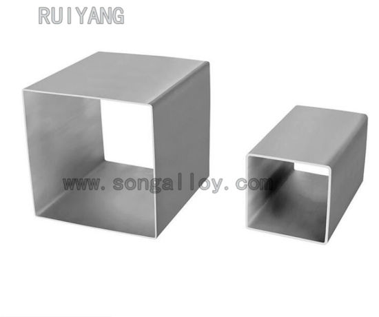 316L Stainless Steel Welding Square Tube