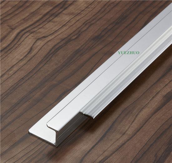 China Foshan Modern Types Of Aluminium Profile Cabinet Cupboard