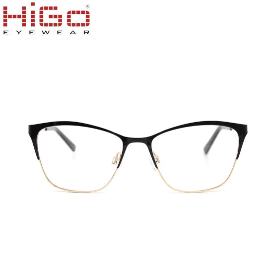 2018 New Stainless Steel Wholesale Optical Frames in China Manufacturers