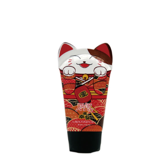 Hand Cream Flexible Tube Packaging for Cosmetic