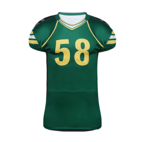 eafa9dd3f China Latest Design New Model American Football Soccer Uniform ...