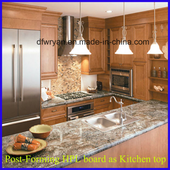 Professional Mould Design Factory Directly Kitchen Cabinet pictures & photos
