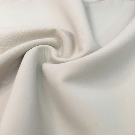 Tr Twill Two Way Stretch Fabric for Garment