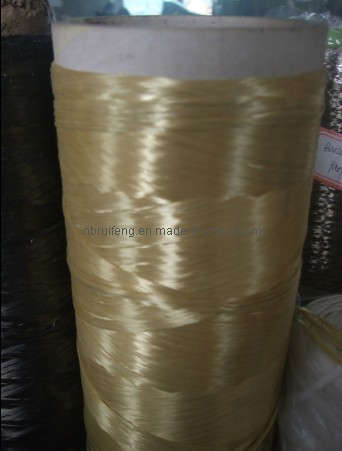 Pure Good Quality Aramid Fiber Yarn pictures & photos