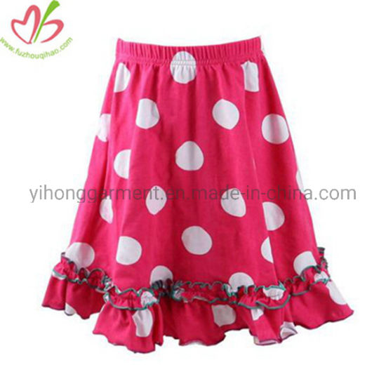 a4ae30c6c China Long Skirt Designs Pleated Cotton Skirts for Girls - China ...