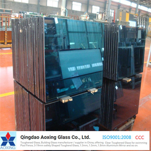 Excellent Color/Clear Low E Double Toughened Insulated Glass pictures & photos