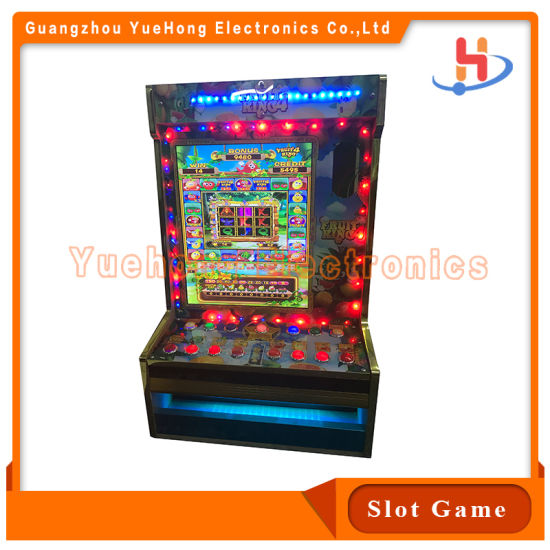 Football Animal Game Africa Slot Game Coin Machine for Sale
