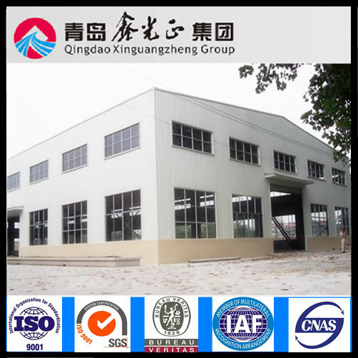 Prefabricated Steel Structure Workshop (SSW-14004)