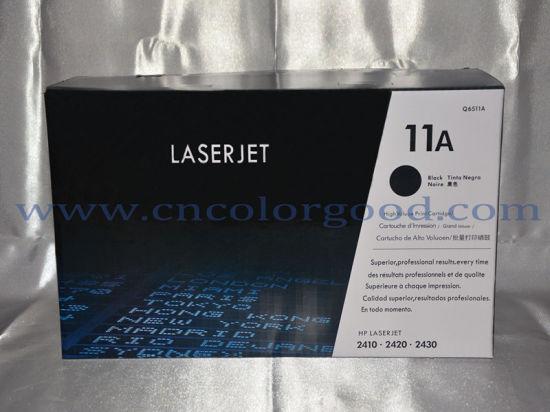 Popular Black Original Q6511A 11A Toner Laser Inkjet High Quality Printer Cartridge for HP