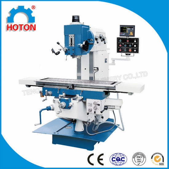 CE certificate vertical knee type milling machine X5036B pictures & photos
