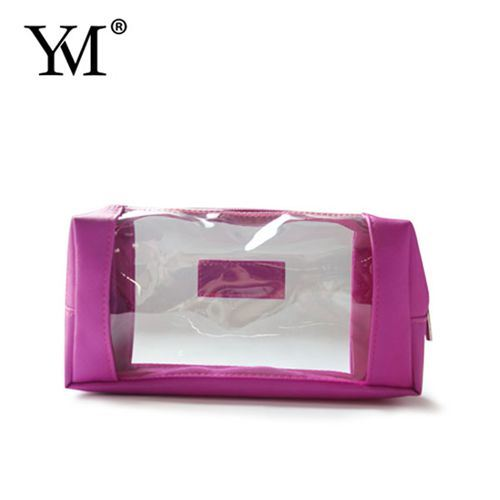 New Fashion Clear Travel PVC Cosmetic Makeup Pouch Bag pictures & photos