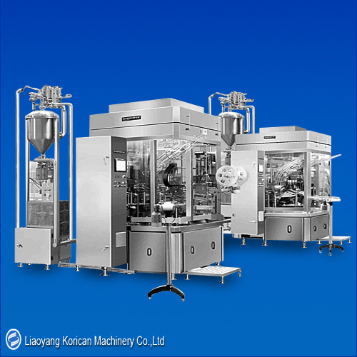 (KZKR-200) Ice Cream Premade Bowl/Cup Rotary Filling-Capping Machine pictures & photos