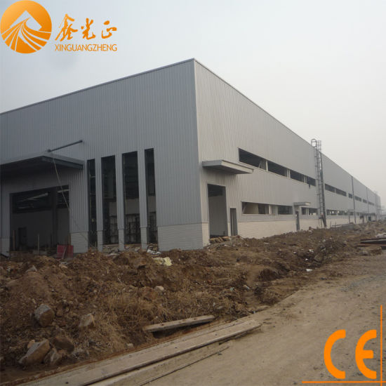 Prefabricated Steel Structure Warehouse (SS-19)