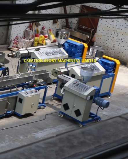 Matured Technology Stable Running PMMA Rod Plastic Extruder Machine pictures & photos