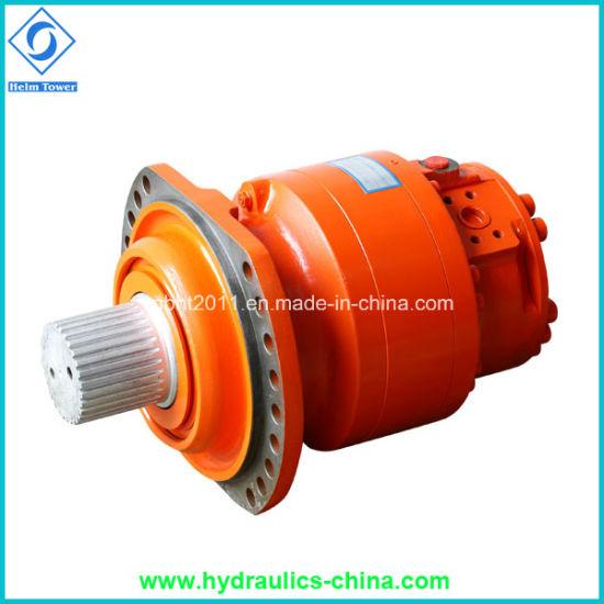Ms35 Low Speed High Torque Hydraulic Motor