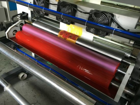 4 Colors Flexography Printing Machine for Paper Roll to Roll Plastic Film (NX4) pictures & photos