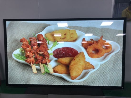 Wall Mounting 32 43 55 Inch LCD Touch Screen Advertising Display Android or Windows Digital Signage